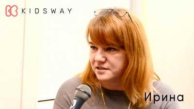 Видеоотзыв окомпании KidsWay для автонянь